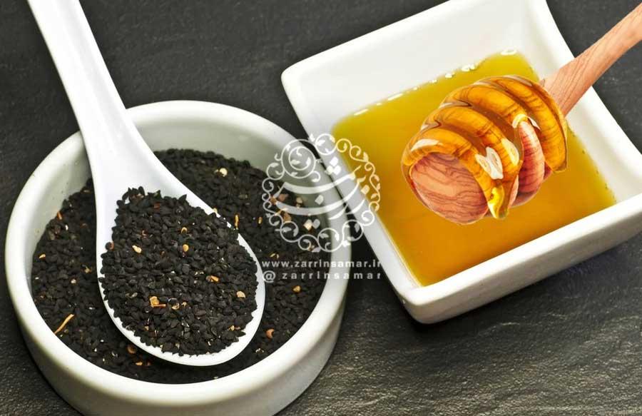 خواص ترکیب سیاهدانه و عسل